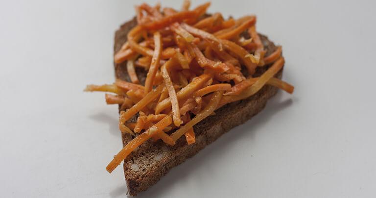пробуем морковь по-корейски от АФК