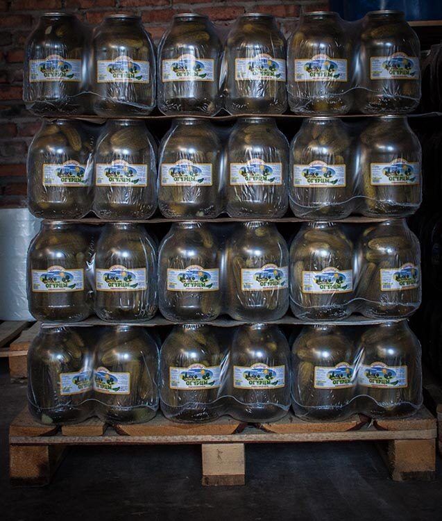 Готовые маринады на складе