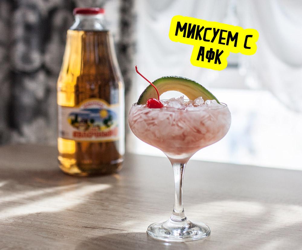 6 коктейлей на основе соков от АФК