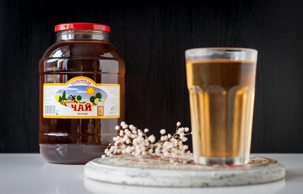 крупнолистовой черный чай от АФК