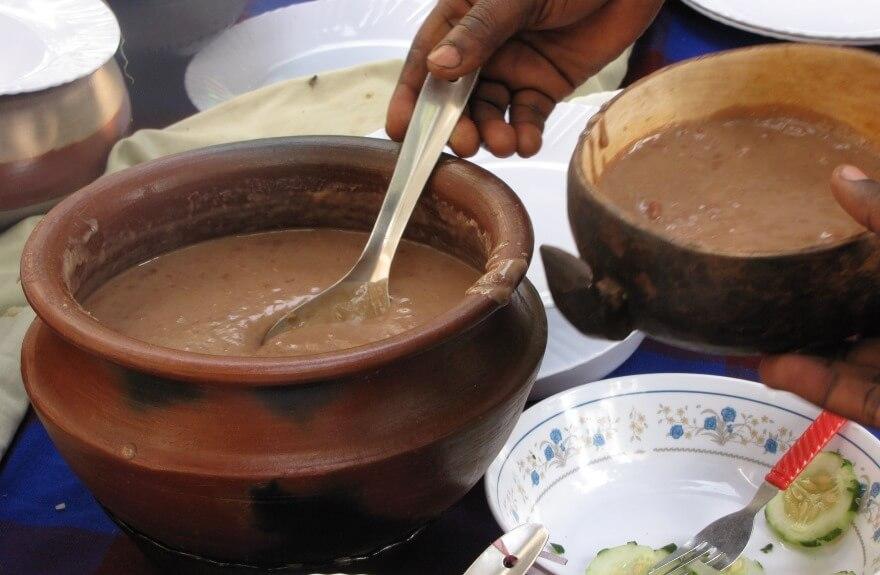 В Африке есть племя, готовящее суп из грязи