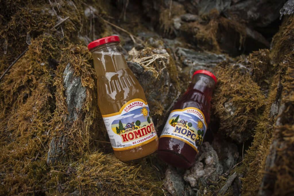 Компот и морс — русские национальные освежающие напитки, знакомые всем с детства