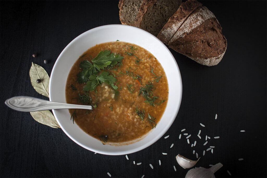 Абаканская Фабрика-Кухня предлагает попробовать консервированный суп-харчо